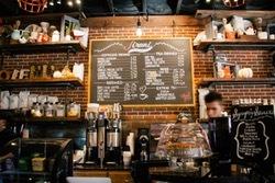 coffee bar image